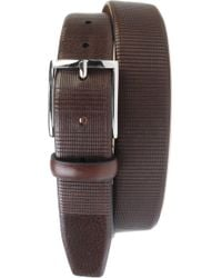 Martin Dingman - Howell Leather Belt - Lyst