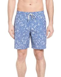 Prana - Metric Board Shorts - Lyst