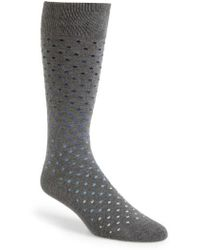 Calibrate - Dot Socks - Lyst