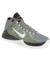 Nike - 'Zoom Ascention' High Top Basketball Shoe - Lyst