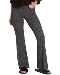 Billabong - Only Dreamin Flare Pants - Lyst