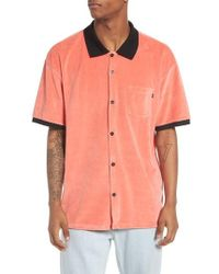 Obey - Catalina Boxy Polo - Lyst