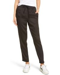Obey | Savoy Satin Trousers | Lyst