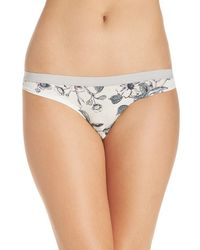 Chelsea28 Nordstrom | Low Rise Thong | Lyst