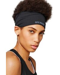 Ivy Park - Seamless Ribbed Wide Headband - Lyst