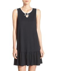 kate spade new york | Jersey Chemise | Lyst