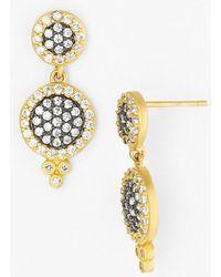 Freida Rothman - 'metropolitan' Drop Earrings - Lyst