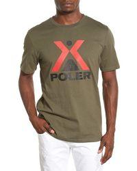 Poler Stuff - 'road Trip' Graphic Crewneck T-shirt - Lyst