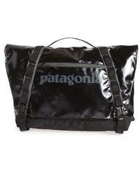 Patagonia - Black Hole 24 Liter Messenger Bag - Lyst