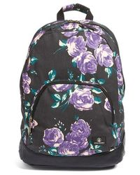 Volcom - 'schoolyard' Print Canvas Backpack - Lyst