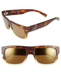 Kaenon | 'montecito' 54mm Polarized Sunglasses | Lyst