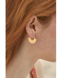 A Peace Treaty - 'moora' Hoop Earrings - Lyst