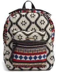 Volcom - Global Chic Backpack - Lyst