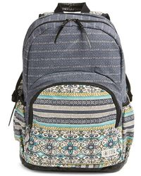 Volcom - 'fieldtrip' Canvas Backpack - Lyst