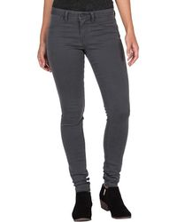 Volcom - 'liberator' Denim Leggings - Lyst
