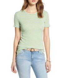 1a3497be67 1901 Stretch Cotton Blend Shirt (regular & Petite) in Blue - Lyst