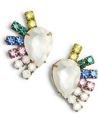 Loren Hope | Olivia Stud Earrings | Lyst