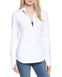Tommy Bahama | Jen And Terry Half Zip Top | Lyst