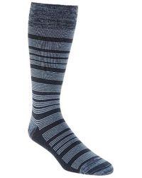 Calibrate   Stripe Socks   Lyst