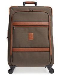 Longchamp - 'boxford' Boarding Suitcase - Lyst