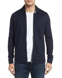 Lanai Collection - Zip Shirt Jacket - Lyst