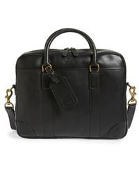 Polo Ralph Lauren - Leather Briefcase - Lyst