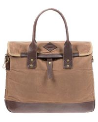 Will Leather Goods - 'zig Zag Lookout' Briefcase - Lyst