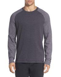 Prana - Long Sleeve Organic Cotton T-shirt - Lyst