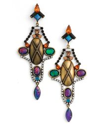 Lionette - Chandelier Earrings - Lyst