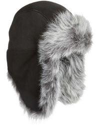 UGG | Ugg Genuine Shearling Trapper Hat | Lyst