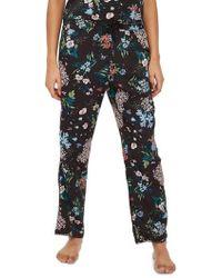 TOPSHOP - Montana Floral Pajama Pants - Lyst