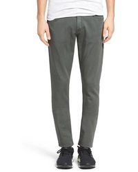 Ezekiel - Chopper Slim Fit Knit Denim Pants - Lyst