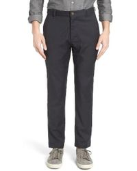 Descendant Of Thieves - Run Gun Incognito Stretch Trousers - Lyst
