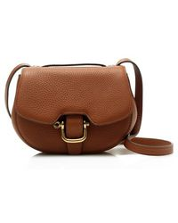 J.Crew | 'rider' Italian Leather Mini Bag | Lyst