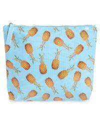 Ki-ele - Pineapple Print Pouch - Lyst