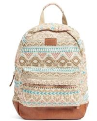 Rip Curl - Constellation Jacquard Backpack - Lyst