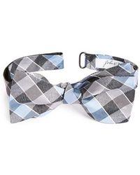 John W. Nordstrom - John W. Nordstrom Collins Silk Bow Tie - Lyst