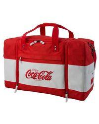 Hex - Coca Cola Sneaker Duffel Bag - Lyst