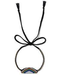 Venessa Arizaga - Rainbow Necklace - Lyst