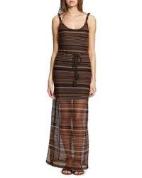 Sanctuary - Horizon Maxi Dress - Lyst