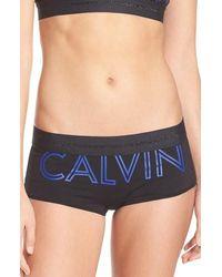 CALVIN KLEIN 205W39NYC - Boyshorts - Lyst
