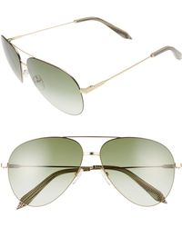 cc6f0a33f Tom Ford Calgary Butterfly Sunglasses Havana in Brown - Lyst