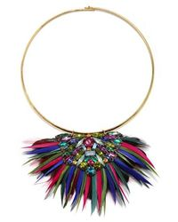 Suzanna Dai - Valparaiso Collar Necklace - Lyst