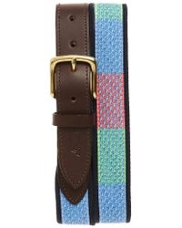 Vineyard Vines - Whale Patch Belt - Lyst