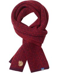 Fjallraven - Frost Wool Scarf - Lyst
