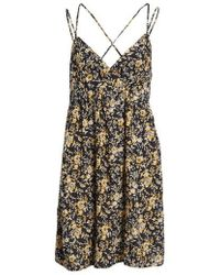 Volcom - You Want This Strappy Dress - Lyst