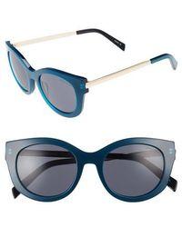 Draper James - 53mm Modified Cat Eye Sunglasses - Lyst