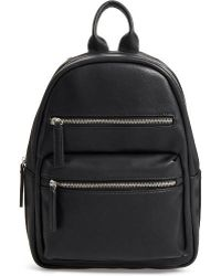 Phase 3 - Faux-leather Backpack - Lyst