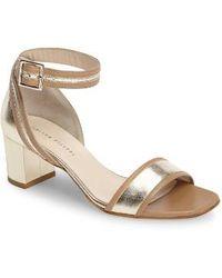 Fabiana Filippi - Arianna Ankle Strap Sandal - Lyst