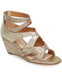 Isola - Filisha Wedge Sandal - Lyst